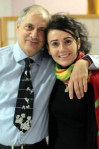 Trainer e operatori olistici Angelo Debbia e Roberta Albe'
