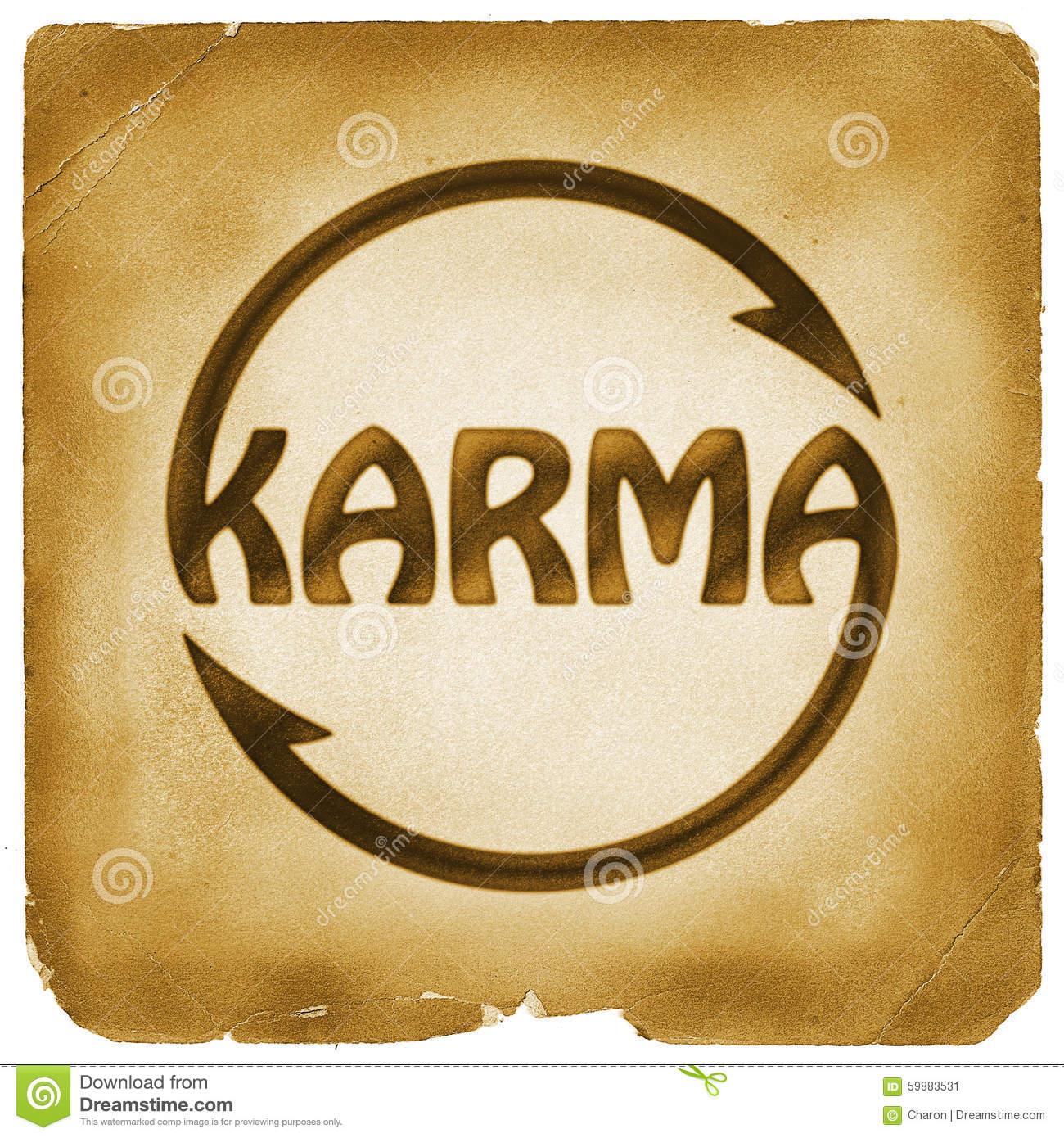 Il Karma : cosa e' cambiato dall'anno 2000
