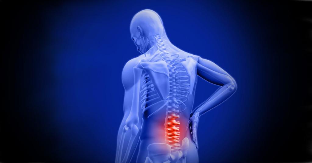 Mal di schiena: cosa significa a livello energetico?