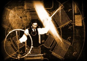 Esperimento di Nikola Tesla