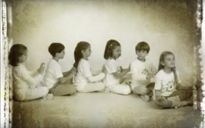 Lo Yoga nel cuore dei bambini