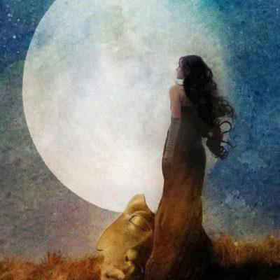 luna piena in gemelli