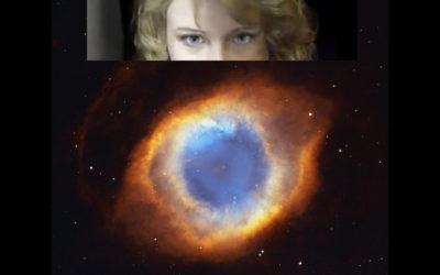 L'occhio di Dio nello spazio