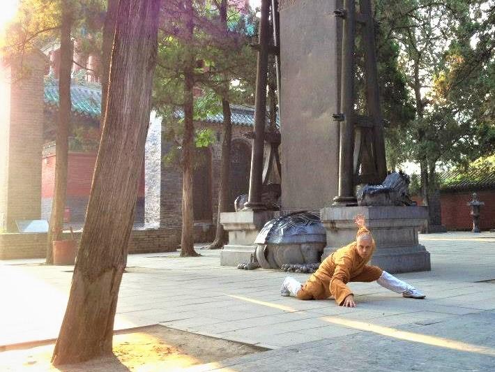 SEMINARIO SHAOLIN GONG-FU 2: Gou-quan – stile del cane